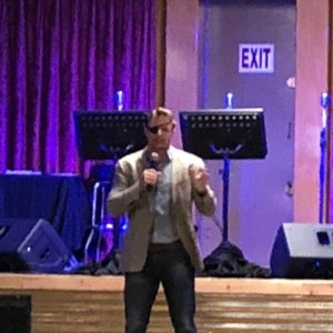 Dan Crenshaw - Candidate for Congressional District 2 - Yellow Rose of Texas RWC Fundraiser
