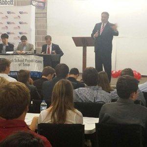 High School Republicans of Texas Convention