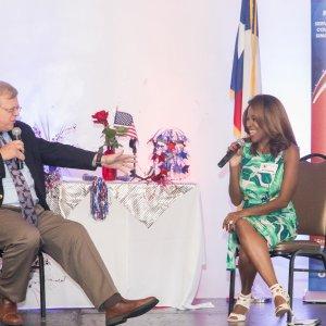 GOTV Forum: State Senator Paul Bettencourt and Political Commentator Jacquie Baly