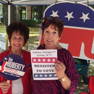 KARW - Voter Registration at Town Center June 2016