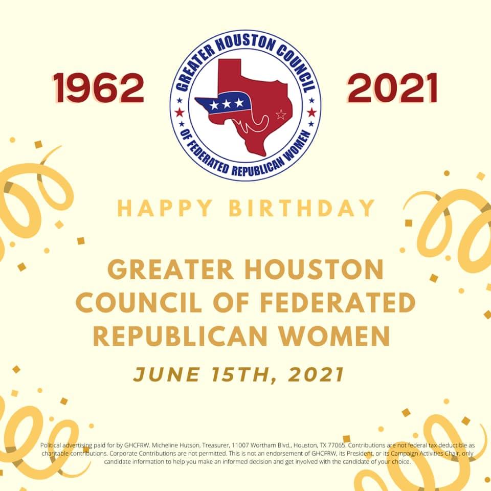 GHC-59th Anniversary