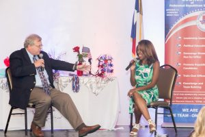 GOTV Forum: State Senator Paul Bettencourt and Political Commentator Jacquie Baly