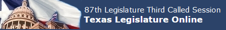 Texas Legislature Online